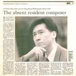 (1) The Absent Resident Composer