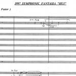 1997 Symphonic Fantasia 'Hui'